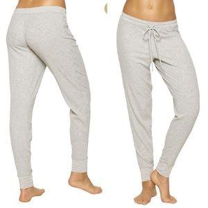 Felina Pants - Grey rubbed lounge pants